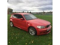 Bmw 120d M Sport Only 104k Miles Top Spec