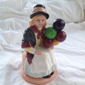 Royal Doulton - Balloon Girl