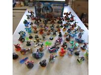 Superb HUGE Lot of SKYLANDERS + PS3 Spyro's Adventure Boxed Game & Portal