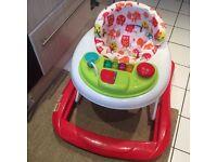 Mothercare sit in walker