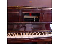 Steck duo play Pianolla