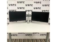 Dell UltraSharp P2414HB 24 inch Monitors and Monitor Arm