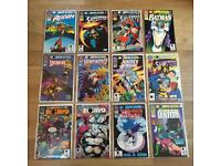 DC COMICS COLLECTION FROM THE 90'S (BARGAIN)