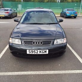 Audi A3 1.8t, Auto, Leathers, Sunroof, Low mileage, Full service history May swap