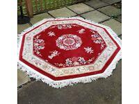 Gorgeous luxury quality large Chinese rug