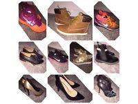 Girls/Woman's shoes/Trainer Bundle