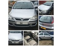 Vauxhall Corsa Life Twinport 998cc 2004 Petrol silver front bumper all parts available