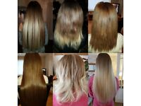 £50 off All lengths and methods of Hair Extensions qualified and insured hair technician