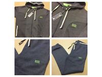 Brand New With Tags Mens Boss Tracksuits Charcoal £25