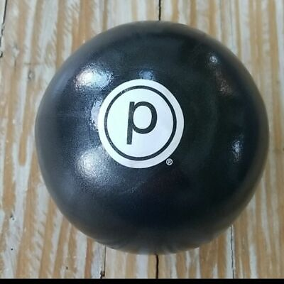 New Pure Barre Black exercise ab ball