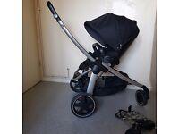 Maxi cosi elea buggy with car seat adapters