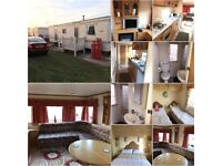 CARAVAN TO RENT CORAL BEACH INGOLMELLS SKEGNESS FAMILY SITE NEXT TO FANTASY ISLAND AND SHOPS !