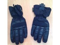 Motorbike Gloves Size Large