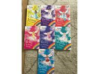 Rainbow Magic Books The Party Fairies Set