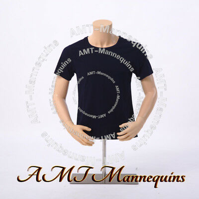 Ymt2-fw Male Torsostand Amt-mannequins Skin Tone Plastic Men Dress Form