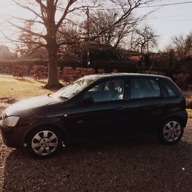 Vauxhall Corsa 1.4 i 16v SRi 5dr (2001). Full Service History. Great 1st Car or Run Around.