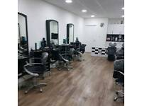 Chair to rent in busy salon for someone with own clientele
