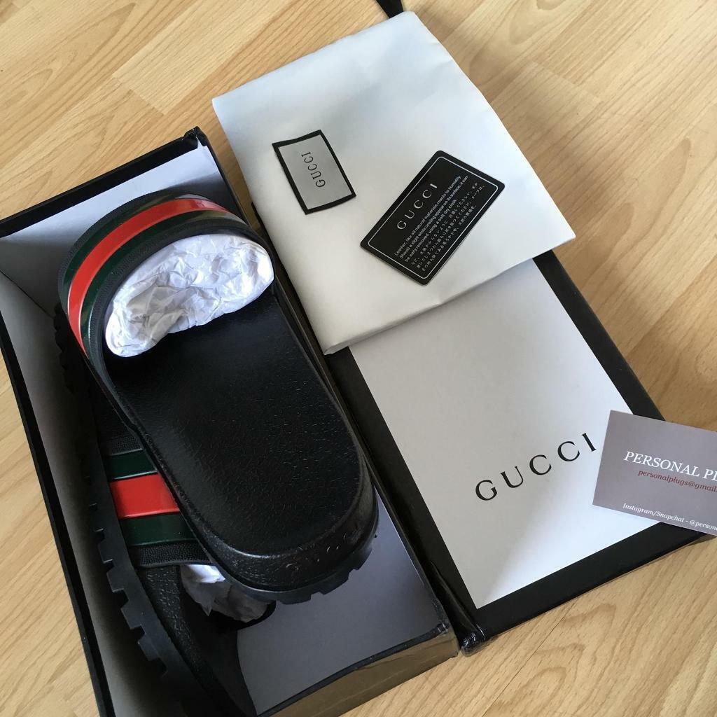 4a0e0bf70c764 Men s Gucci sliders