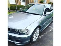 Bmw 330ci coupe m sport 6 speed manual