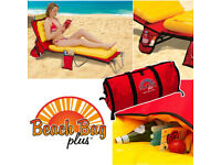 beach bag, Sun lounger Cover , Beach Tote Bag, Picnics, Pool, Holdall, Storage