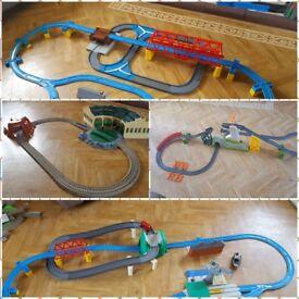Thomas Trackmaster Playset's