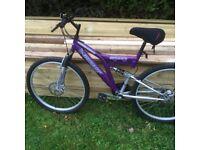 Gents Dunlop Disc 27 Mountain Bike