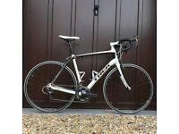 Trek Domane 4.7 58cm (Full Ultegra, Carbon) road bike