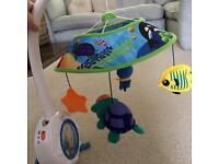 Baby Einstein sweet sea dreams mobile