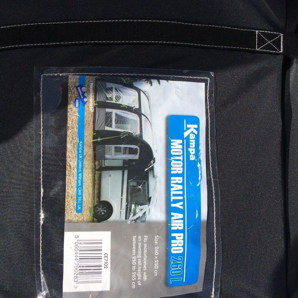 Awing Kampa Motor Rally Airpro 260l Kampa Air Awing For