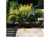 [LIKE NEW] Scott Solace 30 - full carbon, full Tiagra (RRP £1899, 5 year warranty)