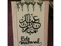 Handmade canvases