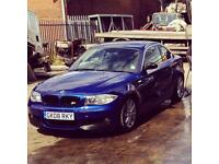 BMW 120d 1 Series Coupe M sport