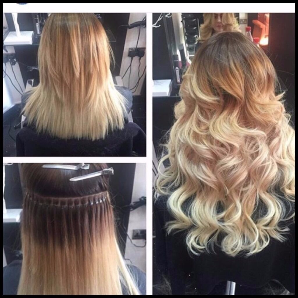 Nano Ringsi Tipstape Weave Professional Mobile Stylist At The