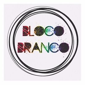 Musicians wanted for Brighton based band Bloco Branco- vocalist, guitar, bass, drummer,percussionist