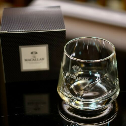 Macallan cup with box