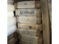 *100% GUARANTEED PRICE!*Brand New-Kingsize Mattress-Double -Single Mattress with beds options