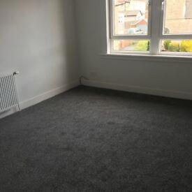 Unfurnished 2 Bedroom Upper Flat For Rent - Newbattle Ave - Calderbank