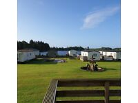 Static Caravan for Sale, situated in a quiet corner of South West Scot