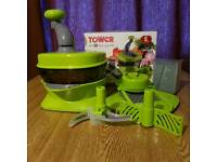 Tower Health Kitchen Plus - in packaging as new - mandolin slicer grater julienne