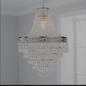 Gorgeous pendant chandelier lights