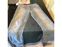 Dolce and gobana jeans and diesel jeans