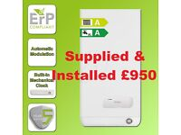 NEW BOILER REPLACEMENT/INSTALLATION/REPAIR/ANNUAL SERVICE/GAS SAFETY CHECKS/GAS SAFE REGISTERED
