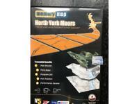 North York Moors Memory Map CD