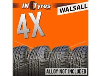 4x 255/55R18 Technic Tyres 255 55 18 Fitting is Available x4 Tyres 255/55/18