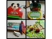 10 Piece Assortment of Toys