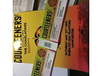 Courteeners tickets face value £45 each ono. x2 Manchester Old Trafford 27th May 2017