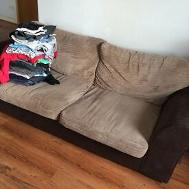 Couch needs sold now! Make offer!!