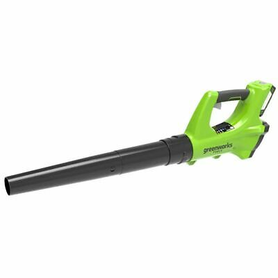 Greenworks Garden Leaf Axial Blower Shredder without 24 V Battery G24AB 2402207