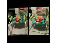 Fisherprice First Steps Jumperoo