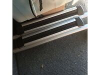Audi snowboard/ski roof rack